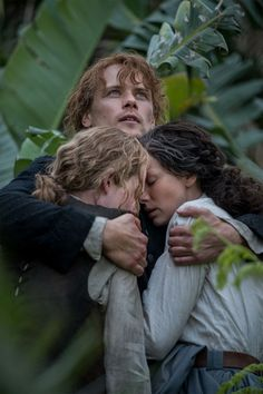 The incredible journey of Outlander's Season 3 finale
