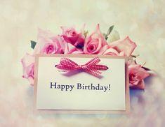Happy Birthday Flowers Wishes, Birthday Wishes And Images, Birthday Wishes For Myself, Birthday Blessings, Birthday Wishes Quotes, Birthday Pictures, Birthday Roses, Happy Birthday Status, Happy Birthday Sister