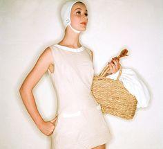 Vintage Vogue - I need a swim cap!