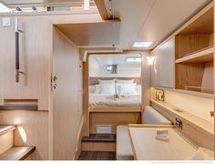 Lagoon 39 - Kat Marina - Owners' cabins