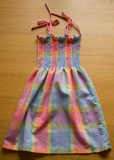 Rainbow-sundress---full vestido de arco iris para menina