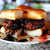 Spicy Whiskey Bbq Sliders by The Pioneer Woman Cooks