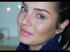5 Minute Makeup: BARE MINIMUM LOOK - YouTube