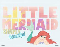 Little Ariel wallpaper by Hilda Chui