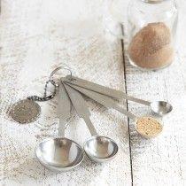 Cynthia Barcomi Kitchenware :: Messlöffel