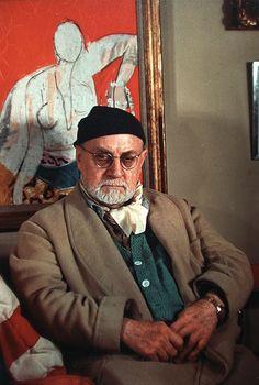 IdeaFixa » Heróis modernistas -Henri_Matisse_Gisele_Freund_230492