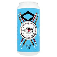 Wildcard Brewery Ddh Ipa Can - Tesco Groceries Low Alcohol Drinks, Alcoholic Drinks, Tesco Groceries, All Beer, Beer Tasting, Product Label, Ipa, Cooking Timer, Craft Beer