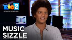The stars are out and the beat is on in the Amazon! Tap your toes along with Bruno Mars, Janelle Monàe & more in this musical clip from #Rio2.  Get the soundtrack: http://smarturl.it/Rio2Soundtrack