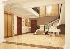 Khartoum Palace - Lobby-1 By KAF Consultant