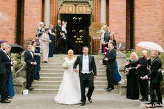 Sanna and Ville's Royal-Inspired Tampere Wedding European Wedding, Decadent Cakes, Horse Drawn, Bridesmaid Dresses, Wedding Dresses, Weddings, Inspired, Elegant, Photography