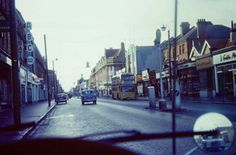 BOSCOMBE IN THE 70'S Bournemouth, Nostalgia, Street View