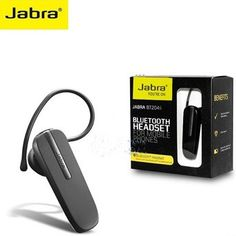 The new Jabra is the perfect way to get the most out of your busy schedule and of your calls on the go. This intuitively designed Bluetooth� headset is made to be paired easily with your mobile phone and is practical to operate. Headset, Bluetooth, Phone, Stuff To Buy, Headphones, Blue Tooth, On Ear Earphones, Telephone, Helmet