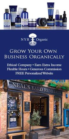 Visit my NYR Organic facebook Page: <3 NEAL'S YARD REMEDIES <3 LEARN MORE  SHOP / PRODUCT DETAILS / VIDEO'S AND MORE   CLICK HERE -->> https://us.nyrorganic.com/shop/face2face/