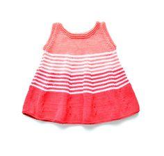 Vestidos - Vestido bebé niña. Ropa bebé verano. - hecho a mano por Puntoapuntobebeymas en DaWanda