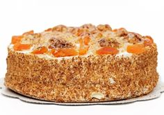 Click here to see the full recipe. Learn how to prepare Serbian Cake with Apricot Jam
