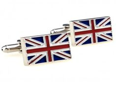 Shop ' Union Jack ' Flag Theme Stainless Steel Cufflinks In Free Designer Gift Bag - Find the newest styles of Men's Cuff Links with Affordable Prices. Union Jack, French Cuff Shirt Men, Wedding Cufflinks, Uk Flag, Practical Gifts, National Flag, Free Gifts, Free Design, Wedding