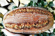 Kváskový chlieb aj pre začiatočníkov. Taká kombinácia múk, aby sa vždy podaril.
