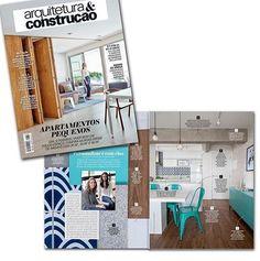 Azulejos Pote na revista @revistaaec ! Foto da @marianaorsifotografia e projeto lindo @casa2arquitetos ;-) // Shop Online www.lurca.com.br/ #azulejos #azulejosdecorados #revestimento #arquitetura #reforma #decoração #interiores #decor #casa #sala #design #cerâmica #tiles #ceramictiles #architecture #interiors #homestyle #livingroom #wall #homedecor #lurca #lurcaazulejos