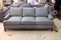 Ordinaire Custom Sofa, Traditional Sofa, Transitional Sofa, Custom Sofa Chicago, Custom  Sofa New