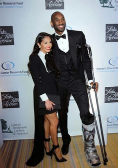 Latest look on kobe's recovery..