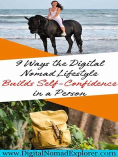 9 Ways The Digital Nomad Lifestyle Builds Self-Confidence in a Person - Digital Nomad Explorer Travel Jobs, Work Travel, Personal Development Skills, Travel Gadgets, Hiking Gear, Digital Nomad, Happy People, Culture Travel, Meeting New People