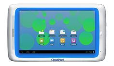 """Was already looking for a """"real"""" tablet for my 6 month old- Archos Child pad might just be it..."""