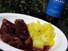 Prepará un plato gourmet perfecto para acompañar con vino tinto