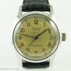 Antique Watches, Parts & Accessories Antique Deco Movado Chronometer Swiss Pocket Watch Aromatic Flavor