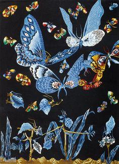 Jean Lurçat (French, 1892 - 1966)  Carpet (Tapisserie), 1960