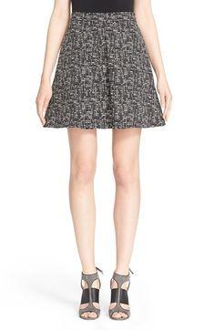 ALICE + OLIVIA 'Russo' A-Line Miniskirt. #alice+olivia #cloth #