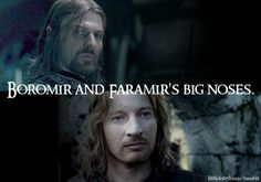 Things I love about the Lord of the Rings