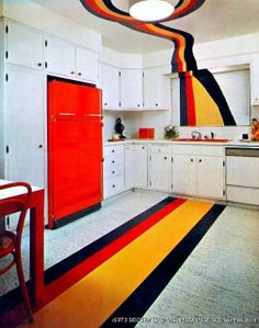 Early 1970s kitchen | Flickr - Photo Sharing!