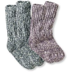 Women's Cotton Ragg Camp Socks,Two-Pack ($20) ❤ liked on Polyvore featuring intimates, hosiery, socks, cotton hosiery, breathable socks, sweat wicking socks, moisture wicking socks and cotton socks