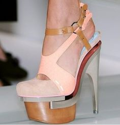 reflect.... Platform, My Style, Heels, Fashion, Objects, Shoe, Heel, Moda, Fashion Styles