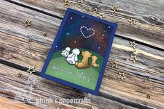 Who Do You Love, Look At The Stars, Shining Star, Cardmaking, Friendship, Greeting Cards, Paper Crafts, Dark, Making Cards