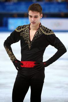 ICE STYLE: Sochi 2014 Olympics Figure Skating Costumes Highlights: The Men, Short Program and Free Skate Costume Recap! ~ Fashion Style 2014