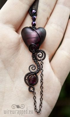 Really, really cool steampunk pendant...♥