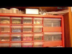 Jewelry Making 101: Organization