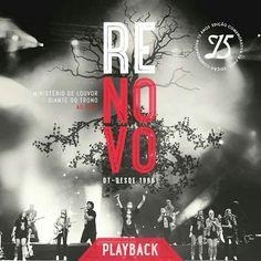 Diante do Trono - Renovo (Playback)