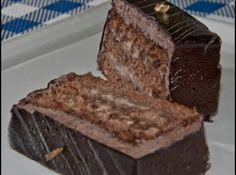 Receita de Bolo com Mousse de Chocolate - bolo com esta mousse. Misture o creme de leite e o chocolate. Leve ao fogo em banho-maria para derreter. Cubra e leve para gelar. Decore com...