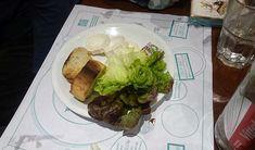 Le printemps s'invite au Léon de Bruxelles Beef, Food, Small Balloons, Brussels, Meal, Spring, Dish, Meat, Meals