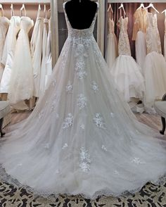 An Ethereal Look That's Rich With Romance - Bridal and Formal Inc. Wedding Stuff, Our Wedding, Dream Wedding, Maggie Sotero, Bridal And Formal, June 30, Savannah, Ethereal, Dress Making