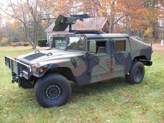 M1038 Humvee Restoration