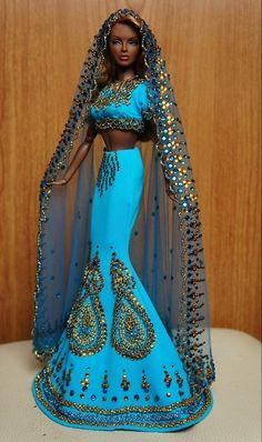One of my favorites. Barbie Fashionistas.