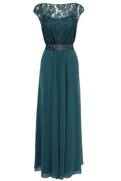 1a4504f5d792 LORI LEE LACE MAXI DRESS Green Bridesmaid Dresses