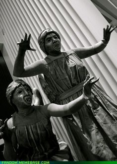 Don't Blink Cosplay