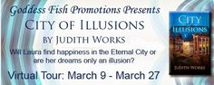 Chosen By You Book Club: Blog Tour Interview & Giveaway - City of Illusions...