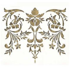 Stencils | Toulouse Classic Panel Stencil | Royal Design Studio