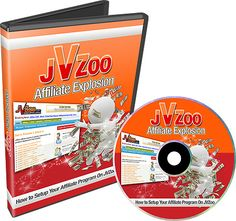 JVZoo Affiliate Explosion: Discover How You Can Sell Your Product on the JVZoo Instant Affiliate System And Tap Into Thousands of Affiliates... Starting Today!