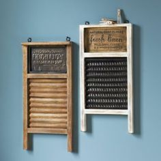 Laundry Washboard Plaque  | Ballard Designs